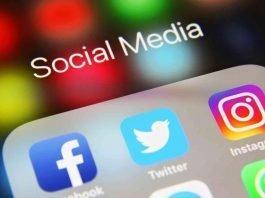 Social Media Apps - Facebook, Twitter, Instagram
