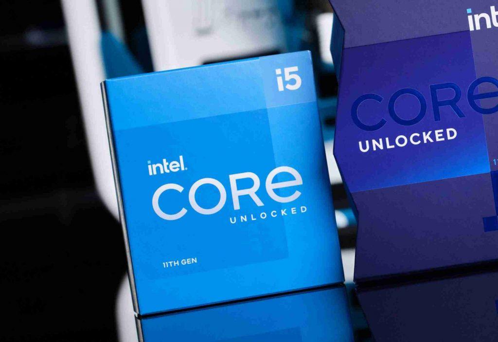 Intel 11th Gen Core i5 Desktop Processor