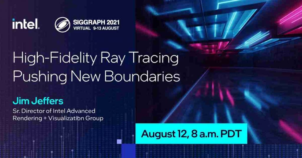 Intel ARC Xe GPU with Ray Tracing