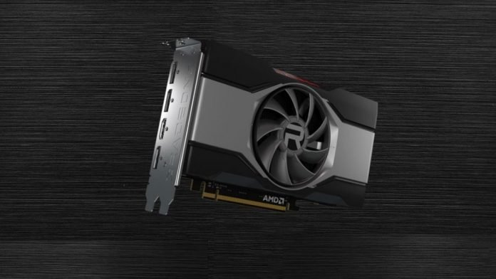 AMD RX 6600 GPU