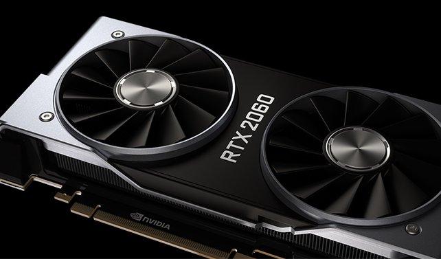 Nvidia GeForce RTX 2060 using TU106 Nvidia GPU