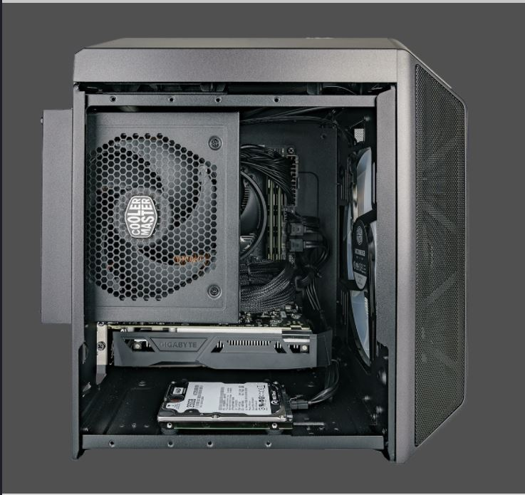 Small form factor case